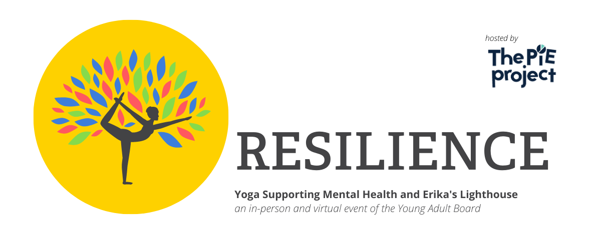 Resilience: Yoga Supporting Mental Health & Erika's Lighthouse